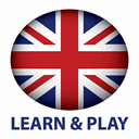 Learn and play English icon