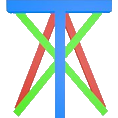 Tixati icon