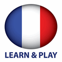 Learn and play French icon